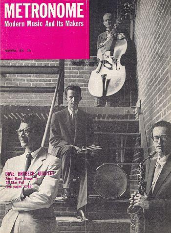 1954 Feb Metnonome