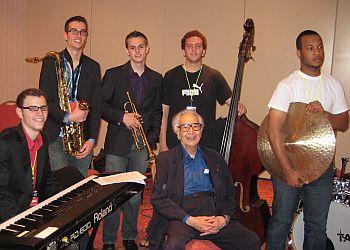 2010 0309 Brubeck Institute Jazz Quintet