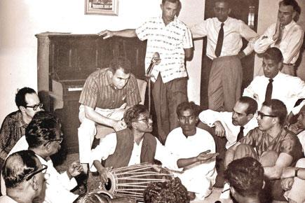 N4 India 1958