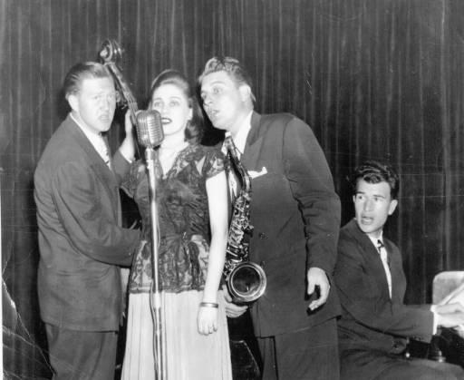 The Three D Don Ratto Frances Lynn Darrell Cutler  Dave Brubeck
